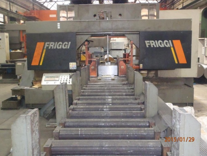 FRIGGI Metallbandsägeautomat 2MF 800 ACN Image