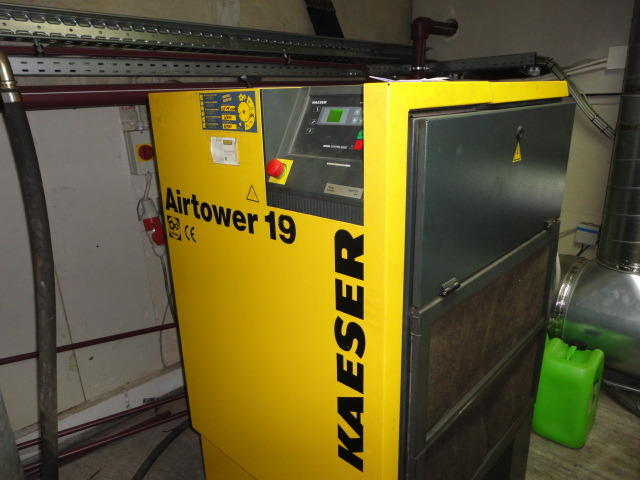 KAESER Schraubenkompressor Airtower Tu26 Image