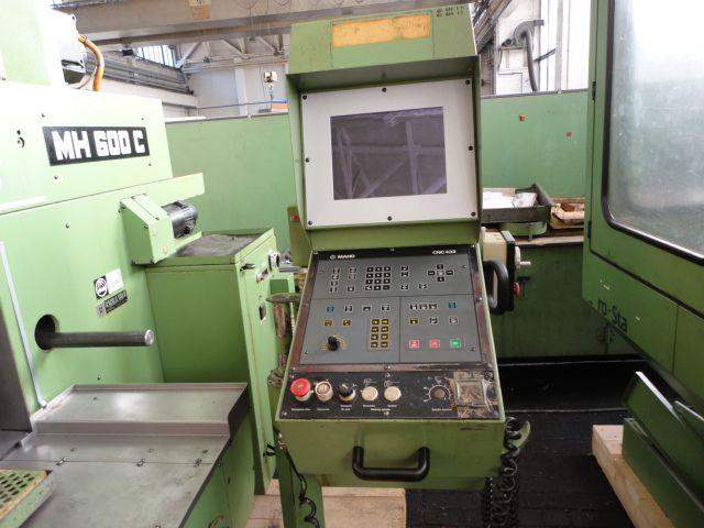 DECKEL Fräsmaschine Maho 600C Image