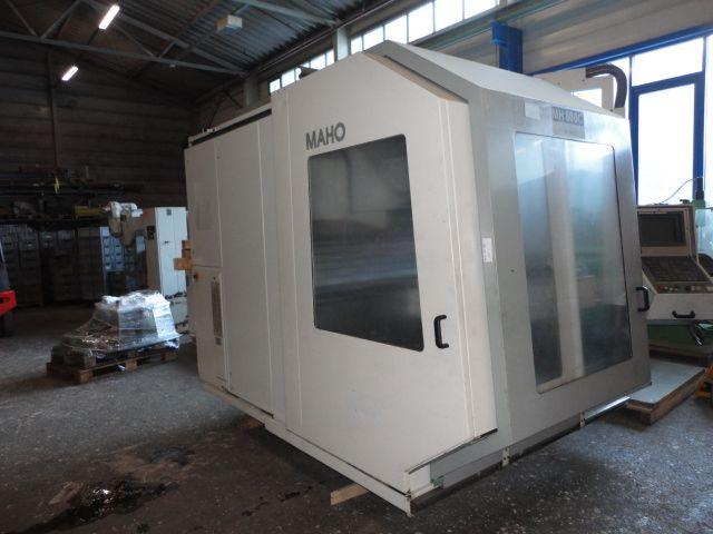 DECKEL Fräsmaschine Maho 800C Image