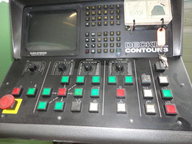 DECKEL Fräsmaschine FP4ATC Image
